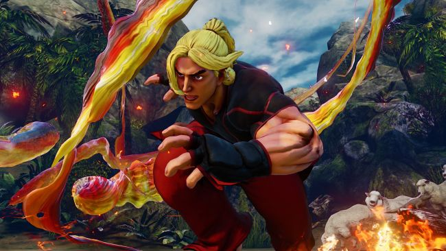 Street Fighter V - Screenshots - Bild 23