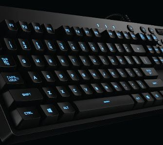 Logitech G810 Orion Spectrum - Test