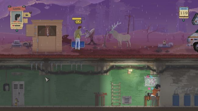 Sheltered - Screenshots - Bild 1