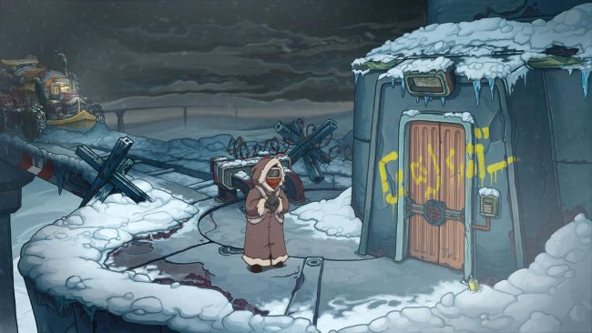 Deponia Doomsday - Screenshots - Bild 1