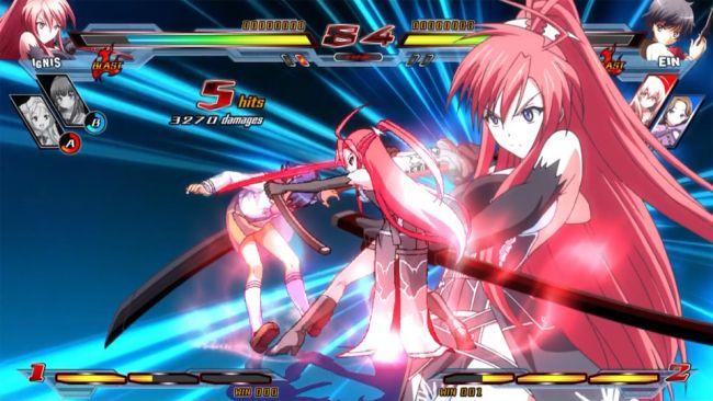 Nitroplus Blasterz: Heroines Infinite Duel - Screenshots - Bild 1