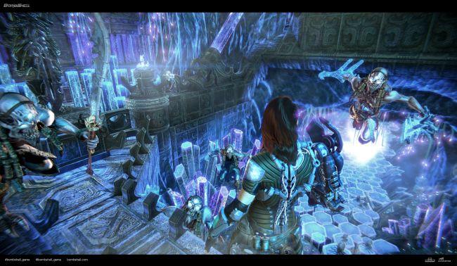 Bombshell - Screenshots - Bild 5