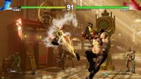 Street Fighter V - Screenshots - Bild 2