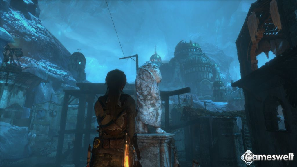 rise of the tomb raider glocken