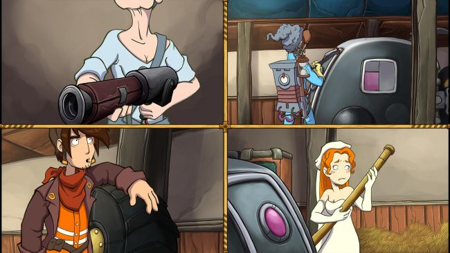 Deponia Doomsday - Screenshots - Bild 12