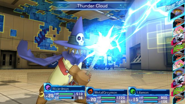 Digimon Story: Cyber Sleuth - Screenshots - Bild 8