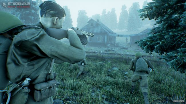 Battalion 1944 - Screenshots - Bild 10