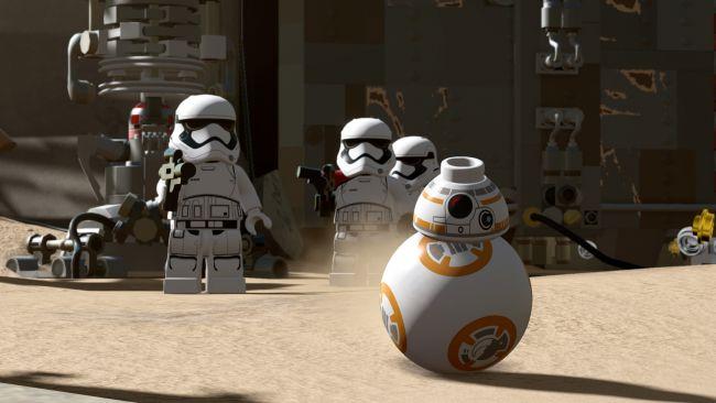 LEGO Star Wars: Das Erwachen der Macht - Screenshots - Bild 1