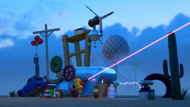 Crazy Machines 3 - Screenshots - Bild 7