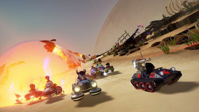 Obliteracers - Screenshots - Bild 1