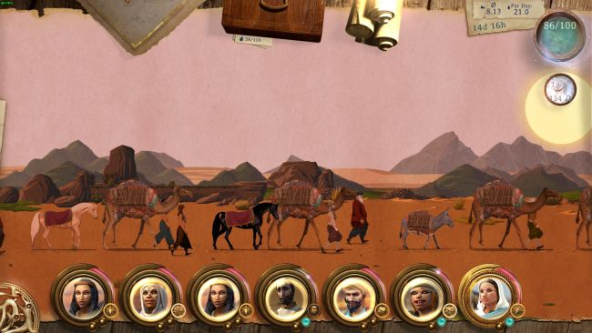 Caravan - Screenshots - Bild 1