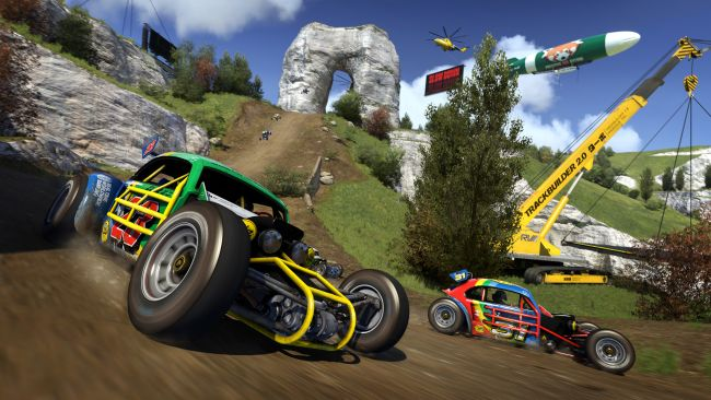 TrackMania Turbo - Screenshots - Bild 3
