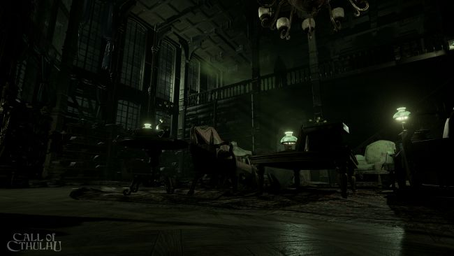 Call of Cthulhu - Screenshots - Bild 1