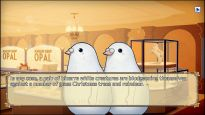 Hatoful Boyfriend: Holiday Star - Screenshots - Bild 5