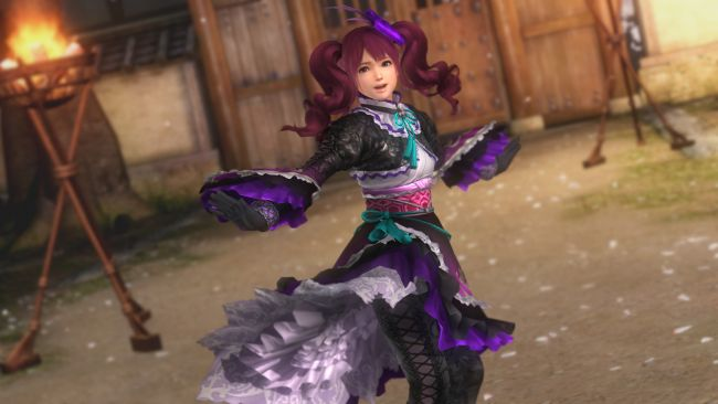 Dead or Alive 5: Last Round - Samurai-Warriors-DLCs - Screenshots - Bild 24
