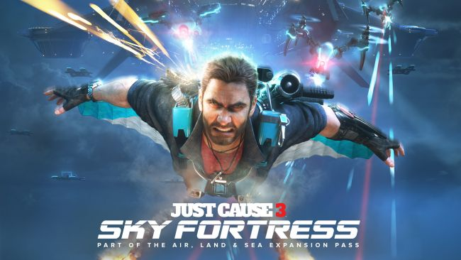 Just Cause 3 - DLC: Sky Fortress - Screenshots - Bild 1