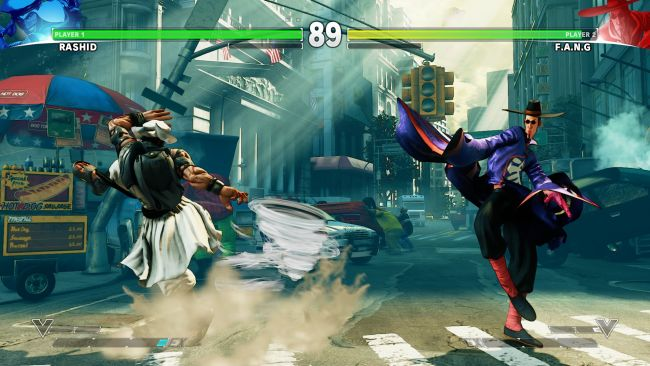 Street Fighter V - Screenshots - Bild 13