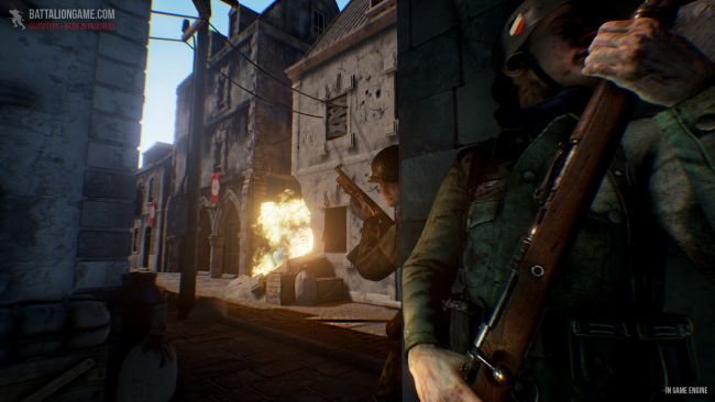 Battalion 1944 - Screenshots - Bild 9