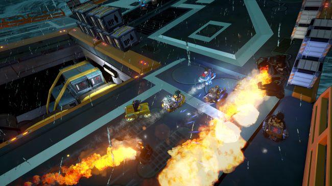 Obliteracers - Screenshots - Bild 12