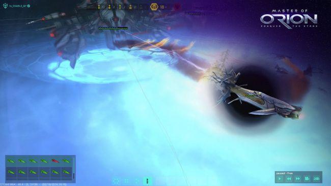 Master of Orion: Conquer the Stars - Screenshots - Bild 9