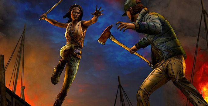 The Walking Dead: Michonne - Test