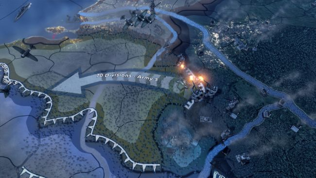 Hearts of Iron IV - Screenshots - Bild 1