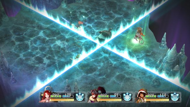I Am Setsuna - Screenshots - Bild 1