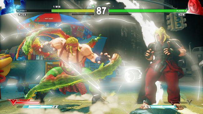 Street Fighter V - DLC: Alex - Screenshots - Bild 9