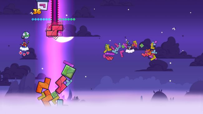 Tricky Towers - Screenshots - Bild 1