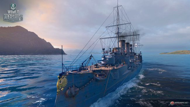 World of Warships - Screenshots - Bild 1