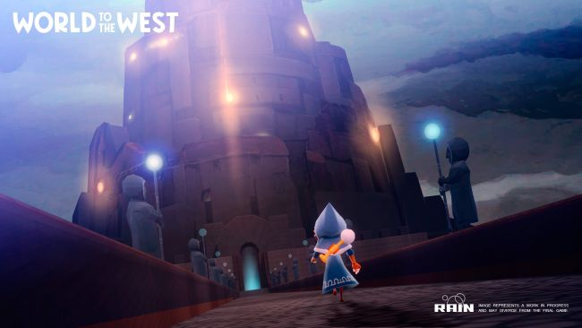 World to the West - Screenshots - Bild 1