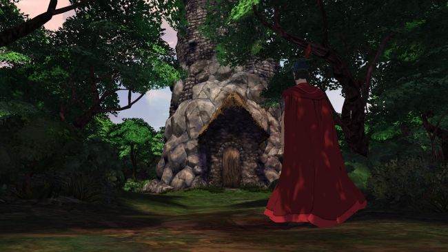 King's Quest: Im Turm erobert - Screenshots - Bild 4