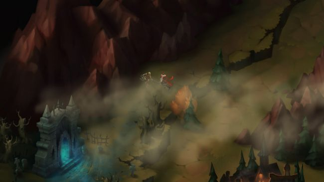 Battle Chasers: Nightwar - Screenshots - Bild 13