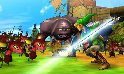 Hyrule Warriors Legends - Screenshots - Bild 6
