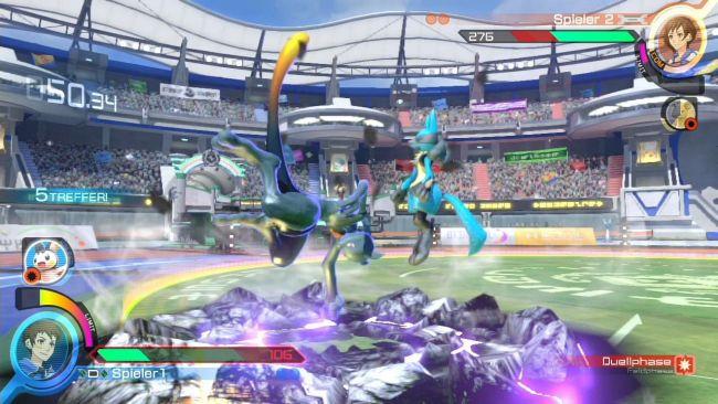 Pokémon Tekken - Screenshots - Bild 13