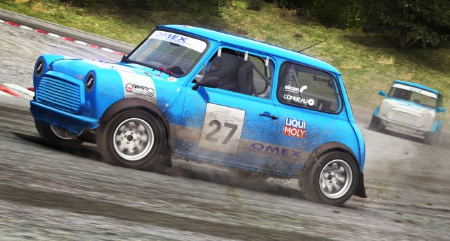 DiRT Rally - Screenshots - Bild 1