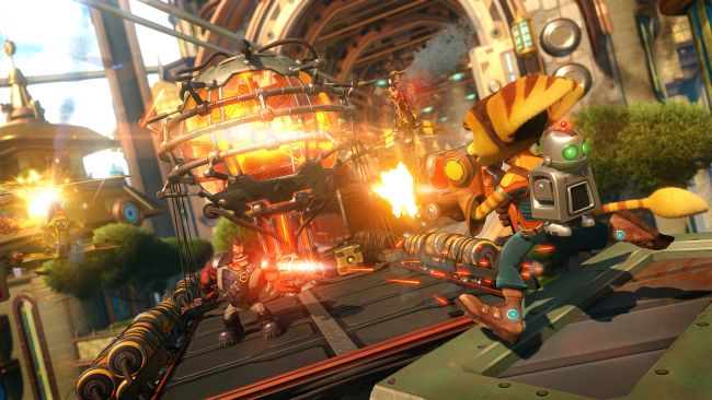 Ratchet & Clank - Screenshots - Bild 1