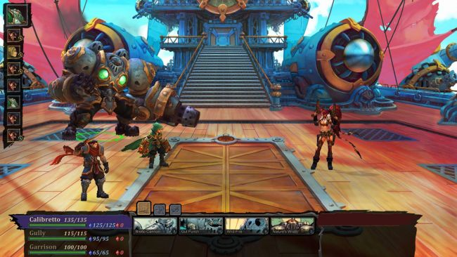 Battle Chasers: Nightwar - Screenshots - Bild 8