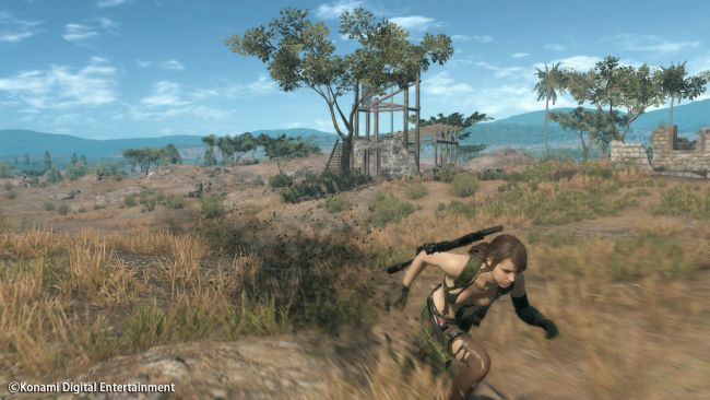 Metal Gear Online - DLC: Cloaked in Silence - Screenshots - Bild 8