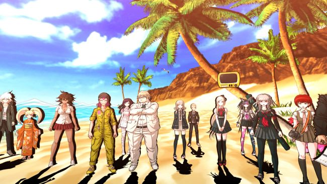 DanganRonpa 2: Goodbye Despair - Screenshots - Bild 1