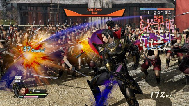 Samurai Warriors 4: Empires - Screenshots - Bild 6