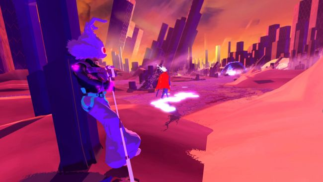 Furi - Screenshots - Bild 1
