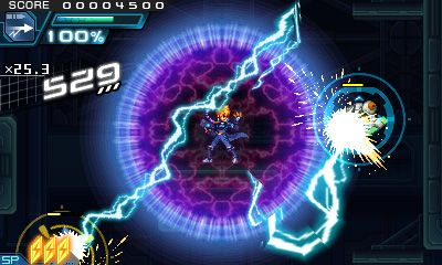 Azure Striker Gunvolt 2 - Screenshots - Bild 1