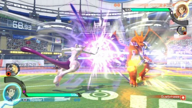 Pokémon Tekken - Screenshots - Bild 2