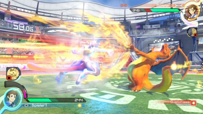 Pokémon Tekken - Screenshots - Bild 5