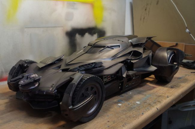 Batmobil-PC - Screenshots - Bild 7