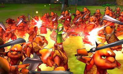 Hyrule Warriors Legends - Screenshots - Bild 2