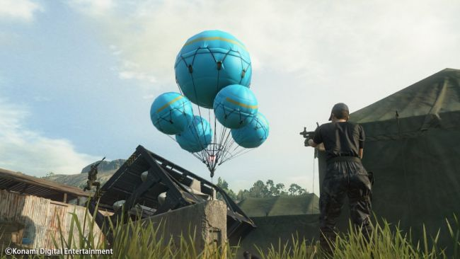 Metal Gear Online - DLC: Cloaked in Silence - Screenshots - Bild 11