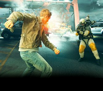 Quantum Break - Test