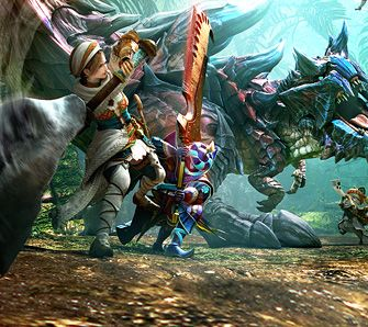 Monster Hunter: Generations - Preview